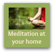 meditation at your home