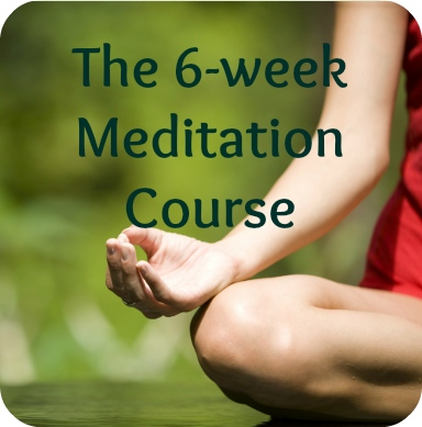 6-week meditation course